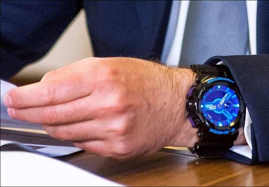 Medvedev-watch-g-shock-1