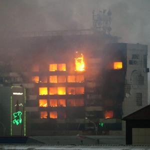 В ходе спецоперации в центре Грозного уничтожена группа боевиков