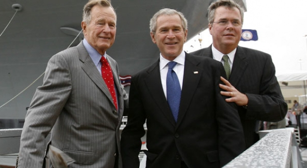 bush-family-presidents