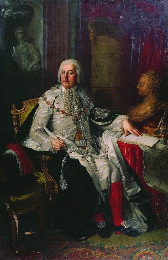 3 - Генерал Александр Румянцев
