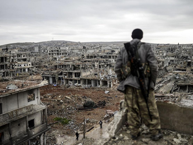 Фактор курдов. Кто спасает цивилизацию от «Исламского государства»