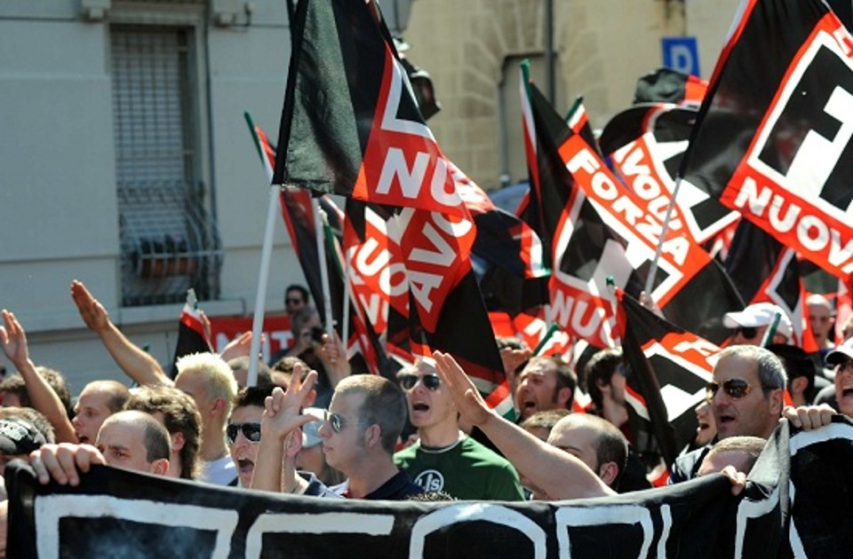 Наци - Италия