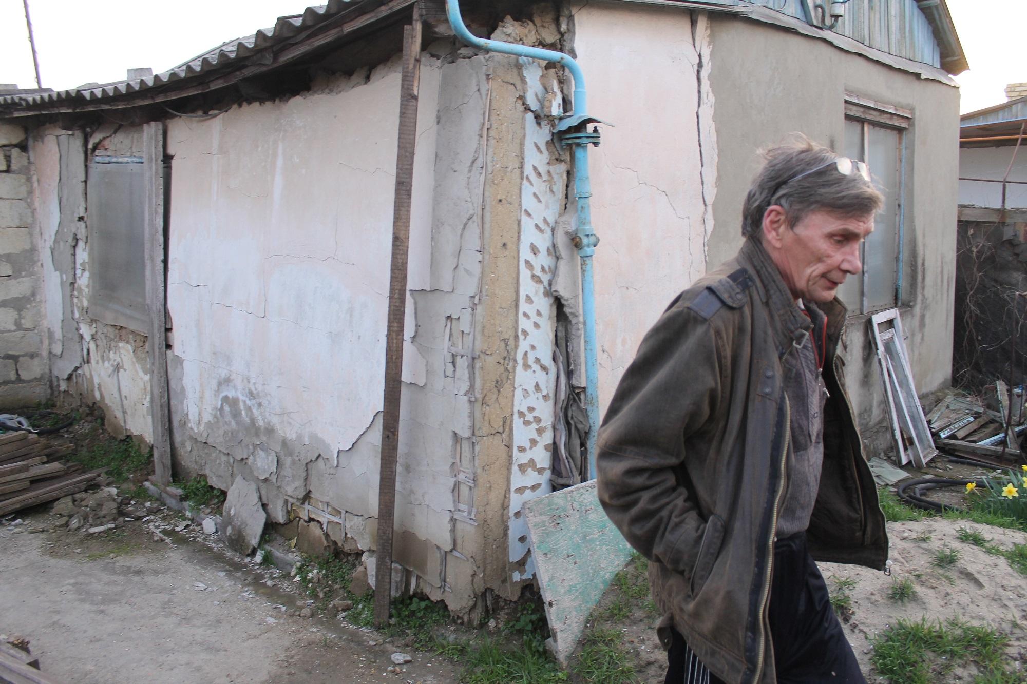 Пострадавший от наводнения дом Лапаева не пригоде для жилья (1)