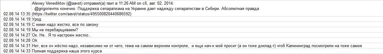 Современная история российской политики, рассказанная в СМС. Часть I