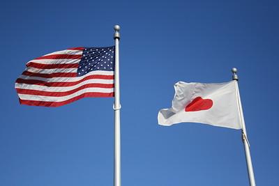 Usa-Japan-Flag