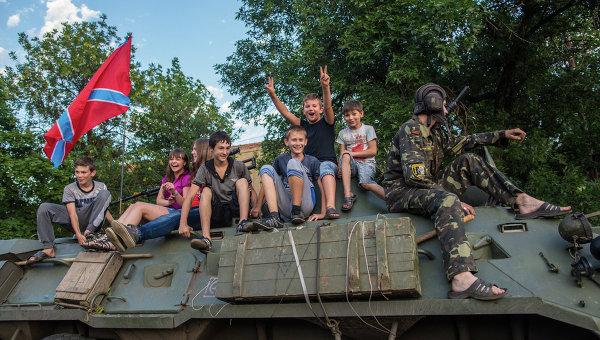 ОПГ «ДНР». Хакеры опубликовали сводки донецкой милиции