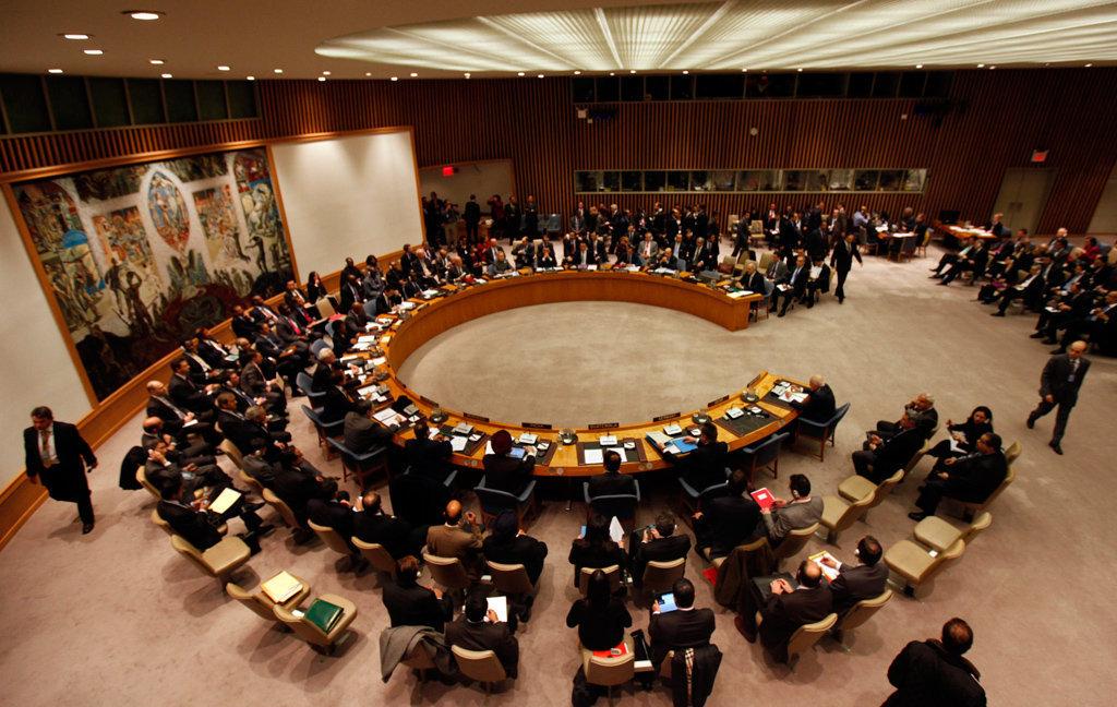 Страна-террорист как обычно заблокировала украинский проект заявления СБ ООН об убийстве гражданских в Сирии