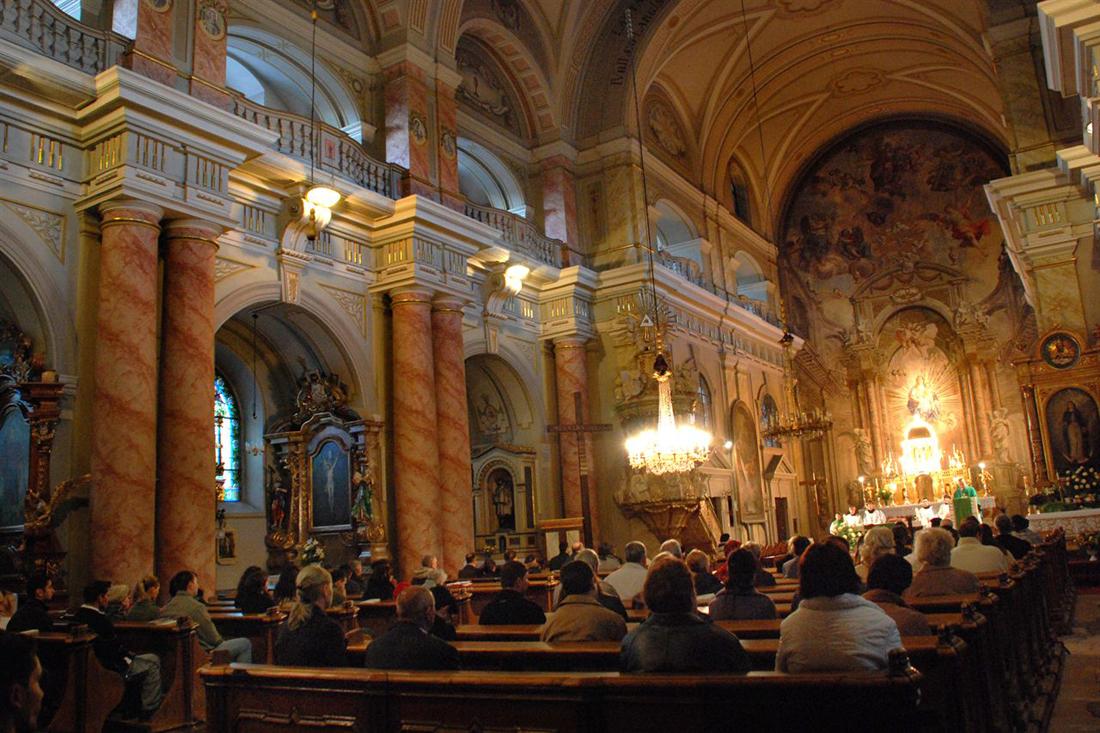 Римско католическая церковь