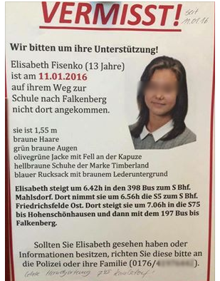 Была ли девочка? Журналисту «1 канала» грозит 5 лет за разжигание розни в Германии