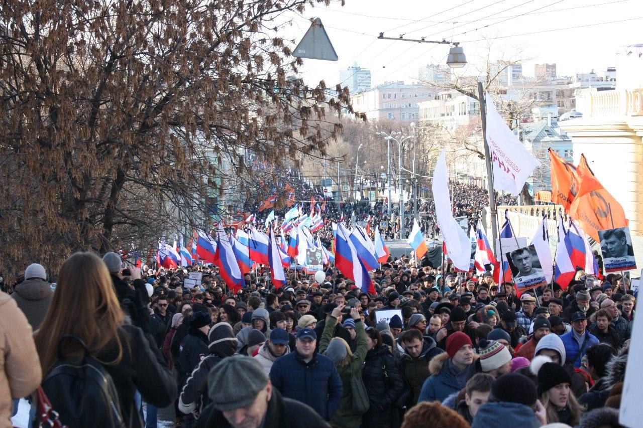 нас марш памяти немцова фото всегда