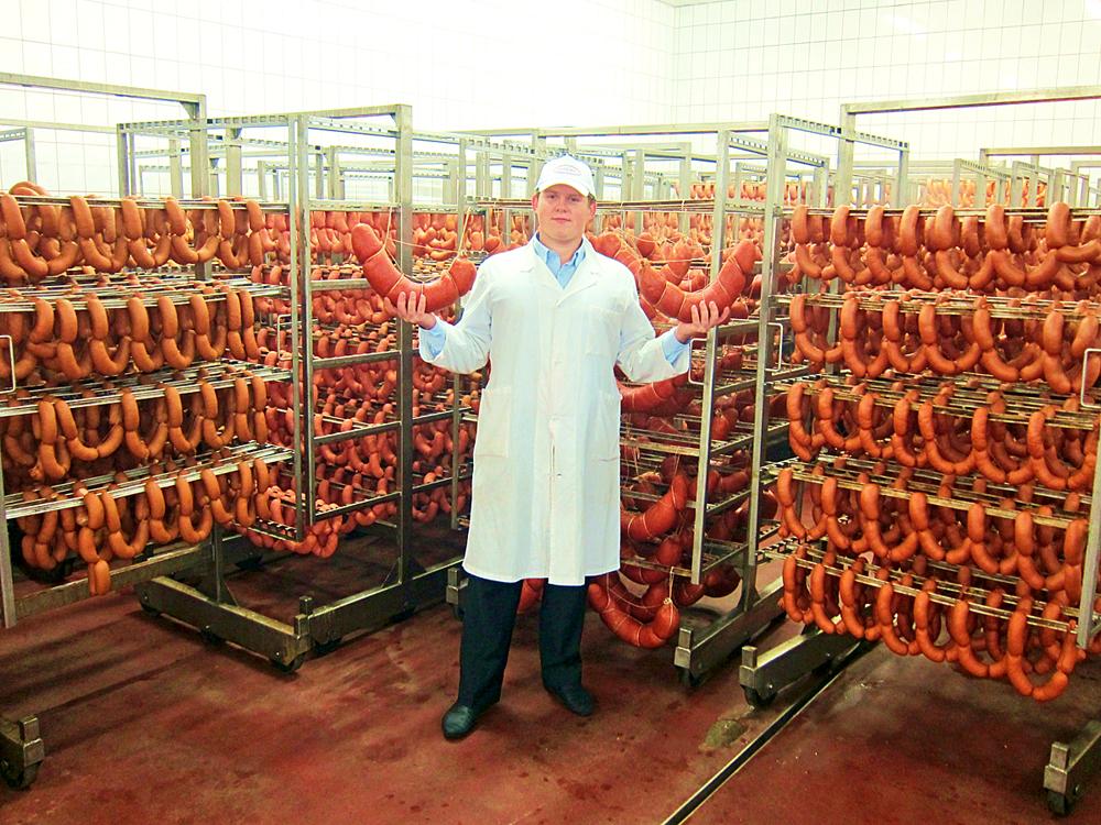 Бизнес по производству колбасы в домашних условиях 423