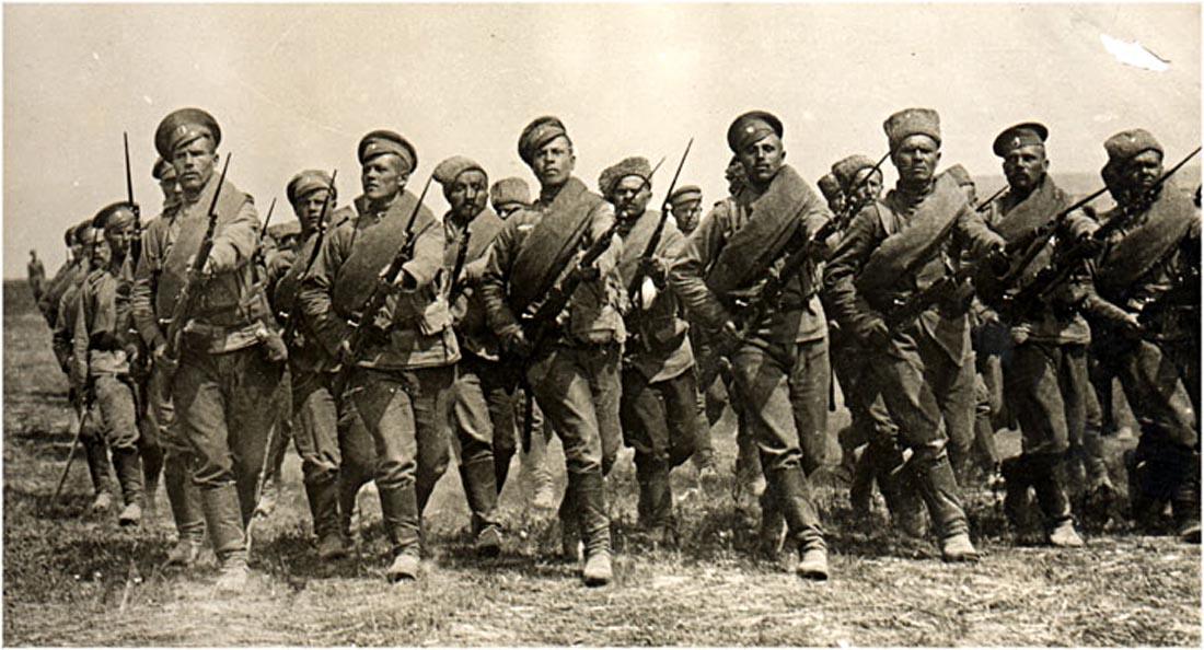 К 100-летию завершения боевых действий первой мировой войны ХХ века