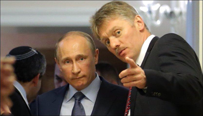 Зачем Путин прислал Пескова в Луганск?