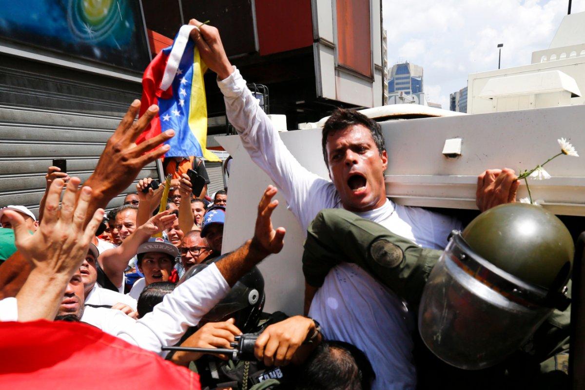 Холиварианская республика. Как Венесуэла прощается с левым популизмом