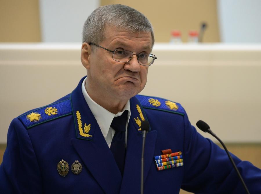 Чайка Юрий Яковлевич  Википедия