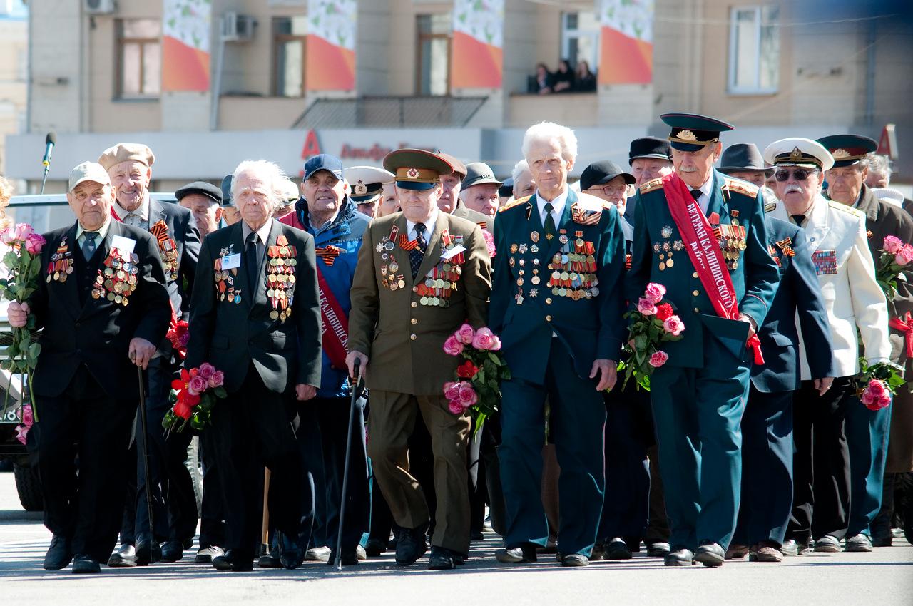 В славянске умерла ветеран, которую облили зеленкой 9 мая