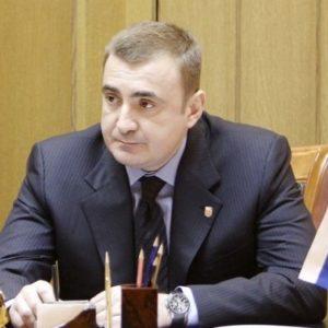 врио губернатора Алексей Дюмин