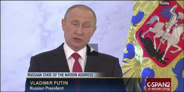 C-Span Putin