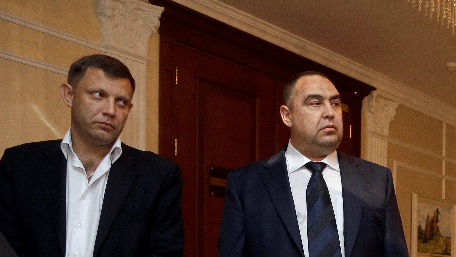 Новороссия раскололась по таможенной границе