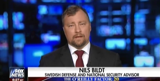 Fox News признал ошибку с участием фейкового эксперта по нацбезопасности Швеции