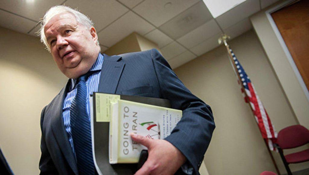 Чрезвычайный и полномочный посол Российской Федерации в США Сергей Кисляк