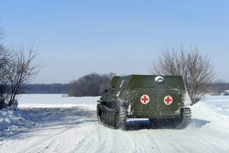 Война возвращается. Как развиваются бои под Донецком