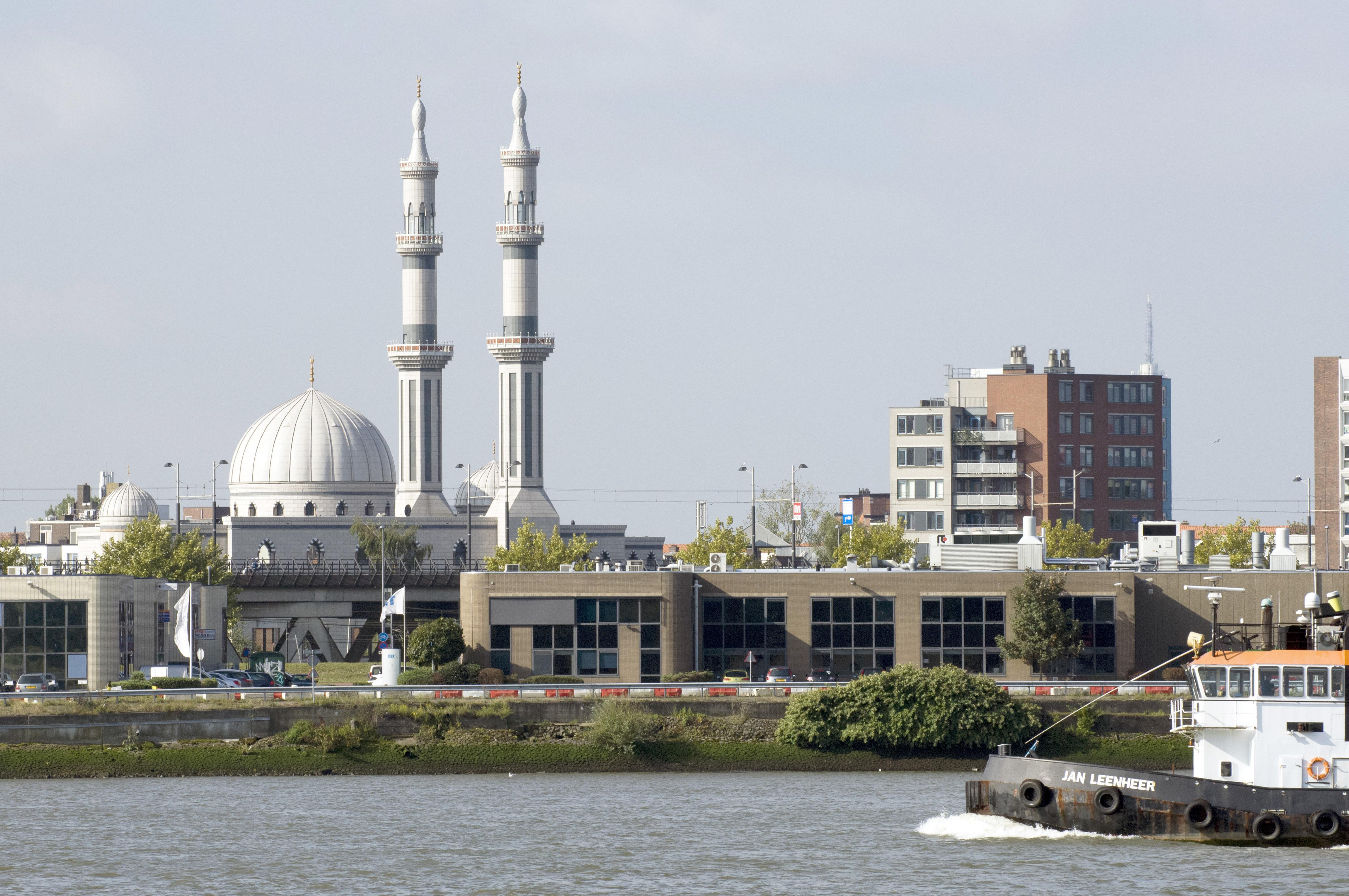 Мечеть Эссалам в Роттердаме