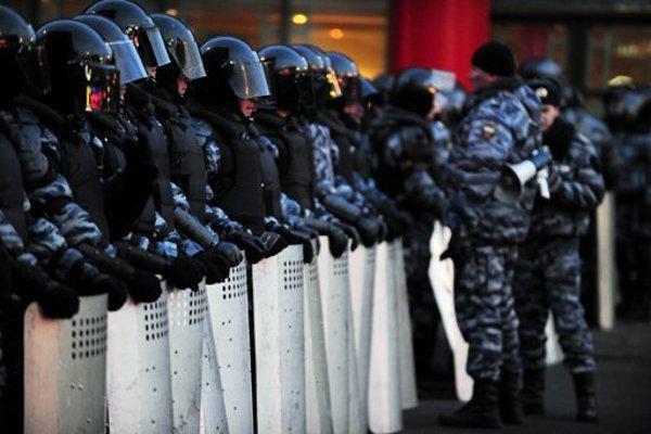 Вежливость и профессионализм: полиция грамотно отработала на митинге в Москве
