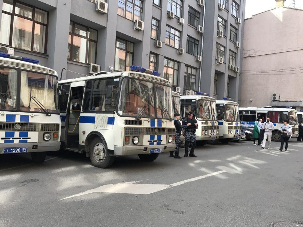 Вдесятках городов Российской Федерации прошли протестные акции «Надоел»