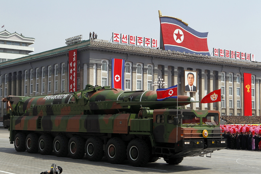 north korea and nuclear weapons A top north korean decision-making body issued a pointed warning sunday, saying that nuclear weapons are the nation's life and will not be traded even for billions of dollars.