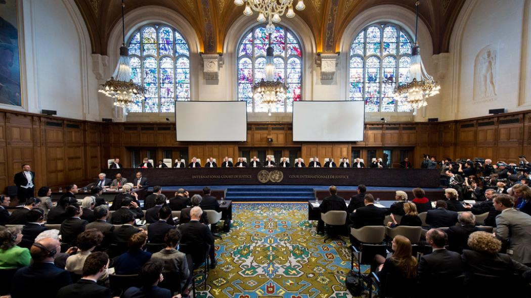 an analysis of the hazardous waste research in the international court of justice in hague