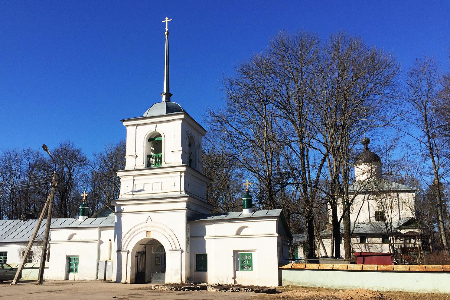 мироносицкое кладбище в пскове