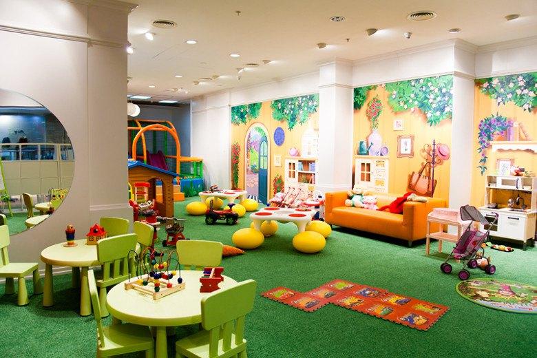 Лучшие торговые центры для детей москва