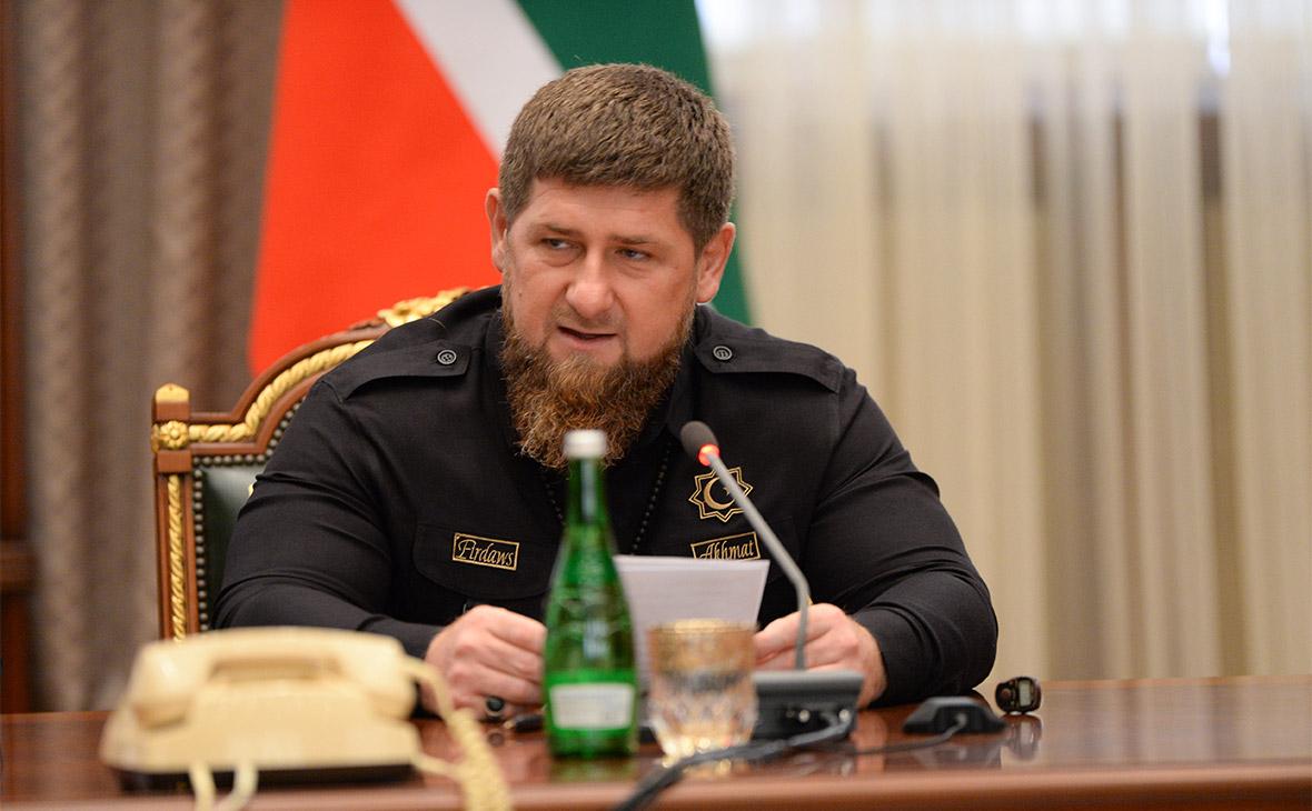 Глава - chechnya.gov.ru