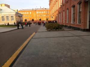 Сотрудники «Яндекса»: Эвакуация началась почти сразу после отъезда Путина