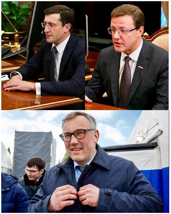 Андрей Бильжо: На смену старым лысеющим губернаторам приходят молодые, одинаковые, с холодными сердцами