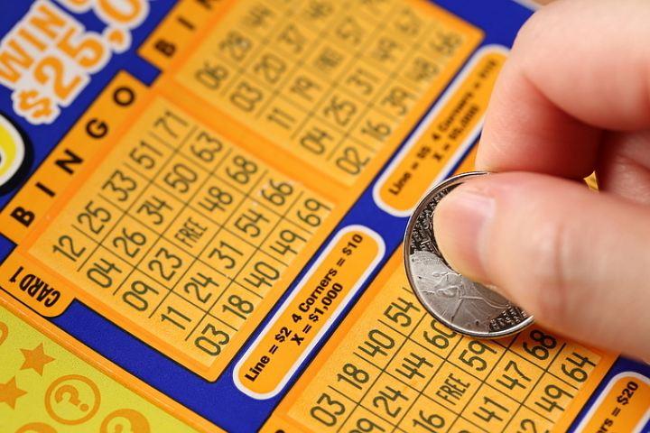 Зарубежная лотерея