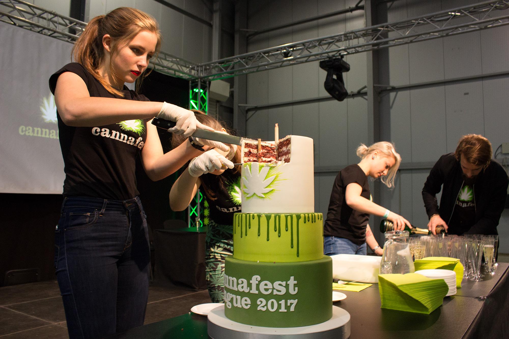 Пражский фестиваль конопли: наука и бизнес против запрета— фоторепортаж