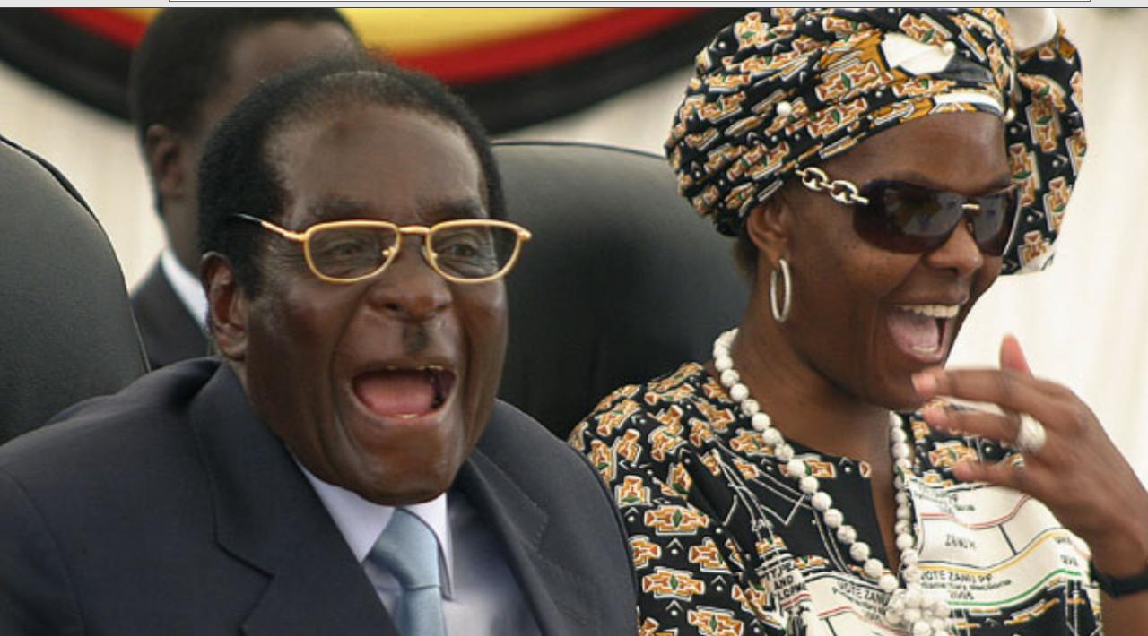 Эксперты: Переворот в Зимбабве был спровоцирован женой Мугабе