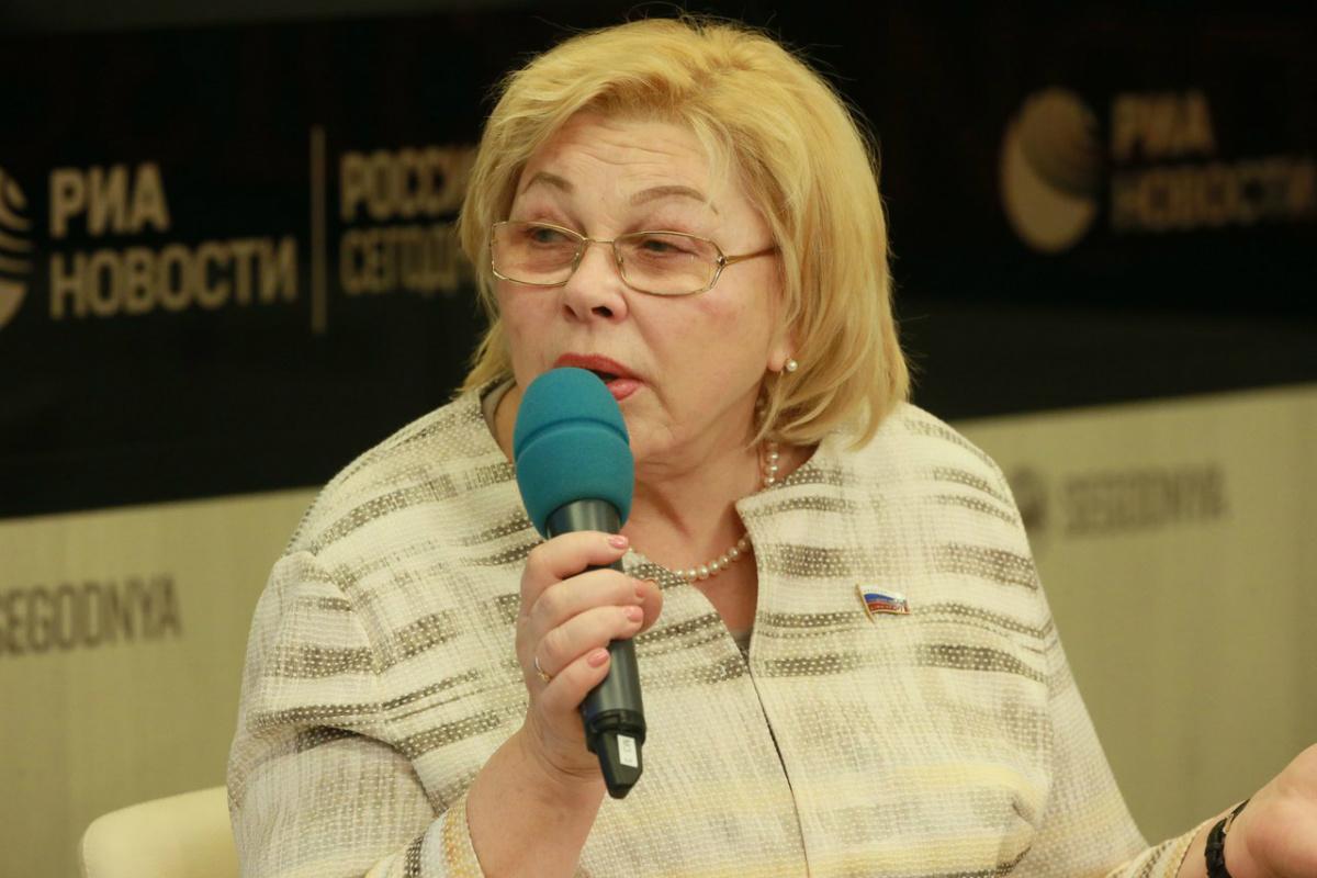Елена Драпеко: «Статистику о поддержке Сталина я взяла из телешоу»