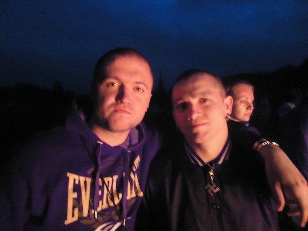 Воронцов (слева) и «Дед» (справа)
