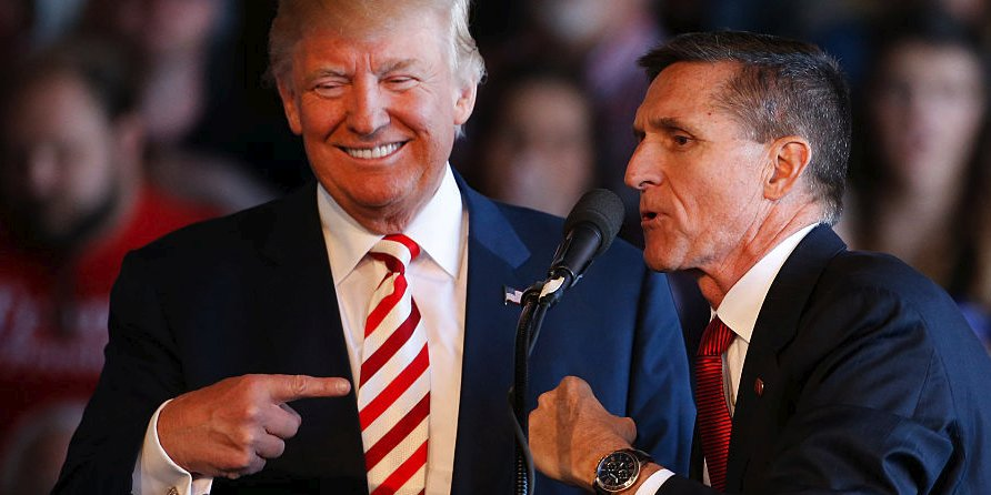 Огонь и ярость. Избранные отрывки скандальной книги о Дональде Трампе