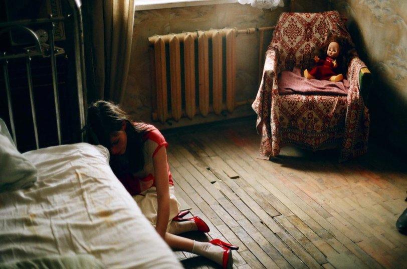 Сексуальное рабство в москве