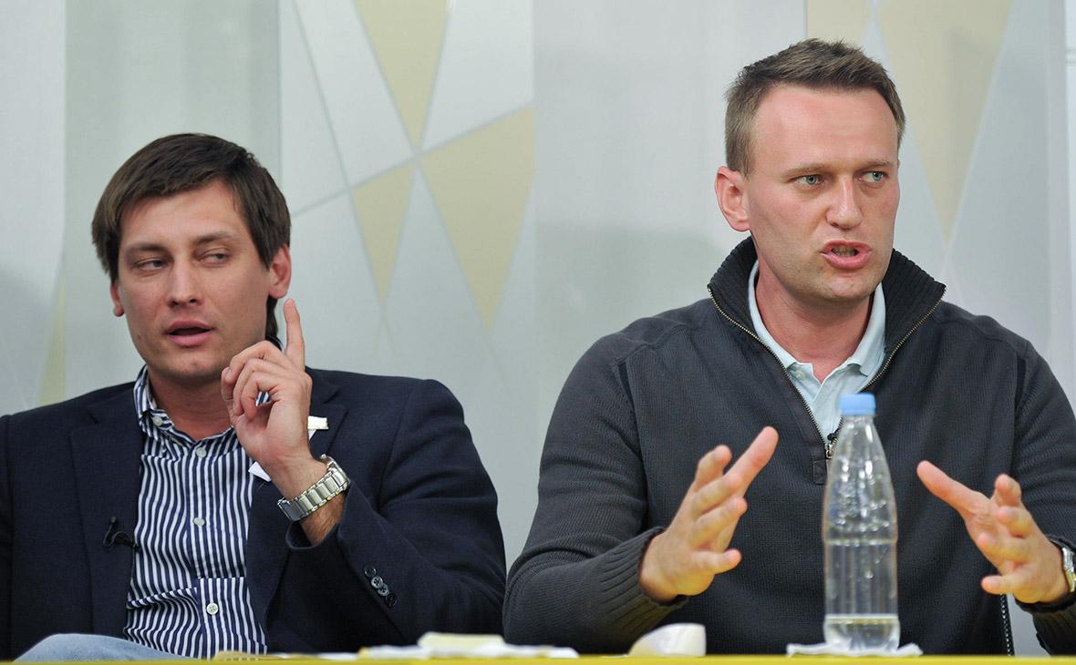 Гудков заявил, что Навальный помешал создать общую демократическую коалицию