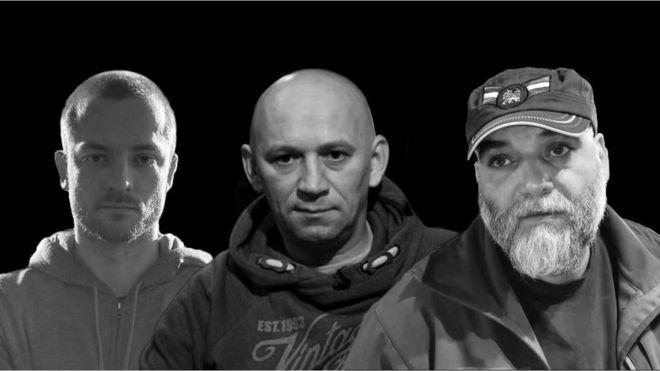 СК возбудил уголовное дело в связи с убийством Джемаля, Расторгуева и Радченко