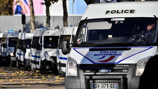В ходе стрельбы во Франции пострадали семь человек