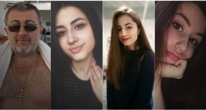 СКР просит арестовать трех сестер, признавшихся в убийстве своего отца в Москве