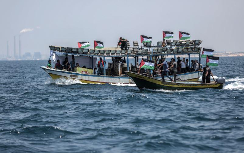 Израильские военные перехватили судно сектора Газа