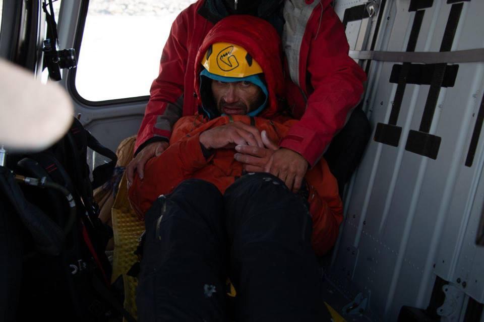 В Пакистане спасли российского альпиниста, который провел на горе неделю без еды, снаряжения и связи