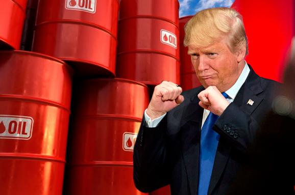 Нефть заглядывает на $100